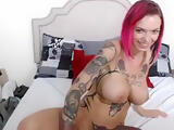 Annabellpeaksxx Stroked the clitoris and enjoyed and tokens from www.TEENS4.cam - Part 04