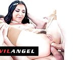 EvilAngel - Jane Wildes First Double Anal!