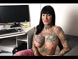 Escort with Tattoos gets fucked