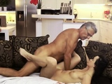 Old man loves pussy xxx What would you prefer - computer