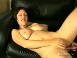 Solo stunner takes a piss ready for masturbation action