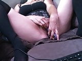 Wife masturbates on cam for guys dildo bullet vibe sexy