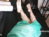 Indian MILF In Saree Giving Best Slurping Sloppy Blowjob