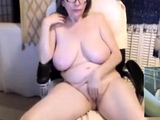 Solo Mature With Huge Dilso BBW