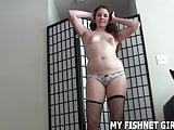 Your addiction to women in fishnets turns me on JOI