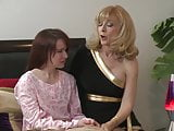 Nina shows Annabelle how to turn the Mean Girls out.