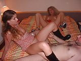 18yo submissive teen offered by milf