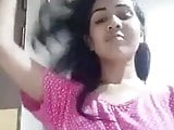 Indian girl boobs show for fun
