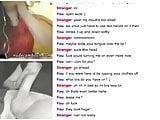 Hot Milf shows tits on sex chat