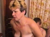 Russian Milf Enjoy Home Sex With Young Guy