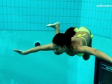 Zlata Oduvanchik underwater amazing naked babe