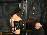 Large tits babes extreme slavery porn play