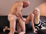 Japan daddy bear first time Horny blonde wants to attempt