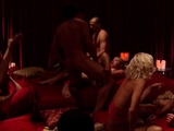 Passion and lust in a big and messy swinger orgy!