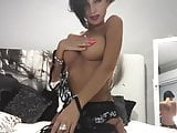 French Slut Teasing Dicks Online