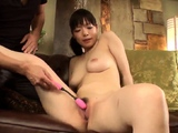 Hot milf puts a lot of inch- More at Japanesemamas.com