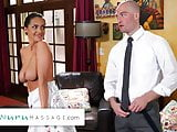 NuruMassage Cheating Wife Helps Her Husband Get A Raise