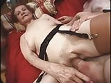 threesome with grandma
