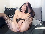 SavannahAllure recorded private show with Anal and Fisting
