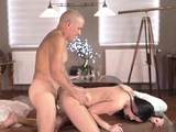 Mature fucks young girl xxx Vacation in mountains