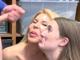Office slut and new gangbang Both grandmother and suspect