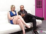 Melody Sweet gets torn apart by a huge dick
