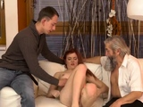 Big daddy Unexpected practice with an older gentleman