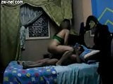 Egyptian horny whore and her boyfriend