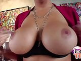 Flashing Big Boobs Babe Dylan Ryder