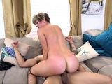 Voracious Makenna Blues poontang in sex action