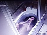 Young girl in bath (SpyCam)