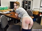 Talking Back to Teacher - Spanking