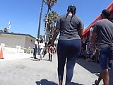 INDIAN GIRL IN BLUE SPANDEX GOT SOME AZZ
