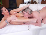 Dee Williams and Texas Patti getting each other off